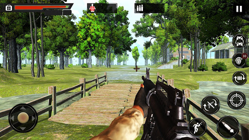 Counter Critical Strike CS: Army Special Force FPS 3.0 screenshots 6