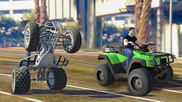 American Quad Off-Road: Bike Stunts ATV
