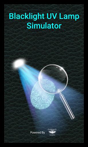 Blacklight UV Lamp Simulator  screenshots 11