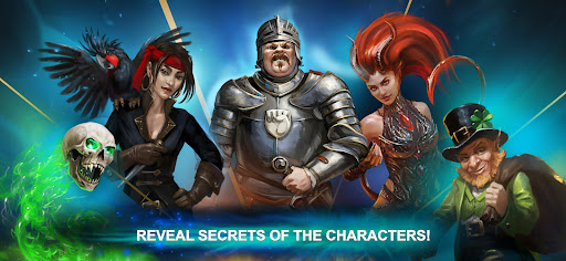 Blood of Titans: Quest & Battle Fantasy ccg 1.19 screenshots 3