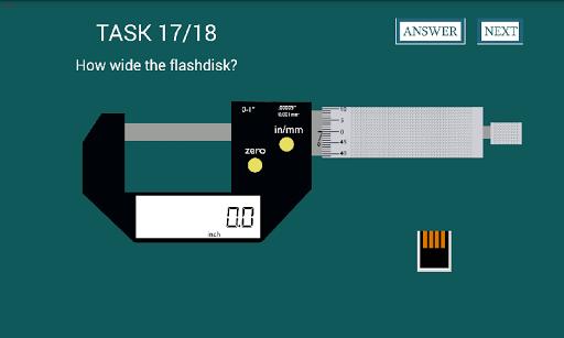 Micrometer Digital 1.2.0 screenshots 2