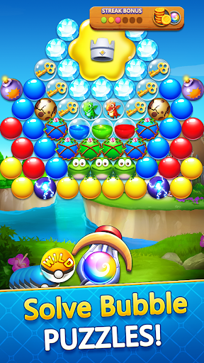 Bubble Shooter - Super Harvest, legend puzzle game 1.0.2 screenshots 3