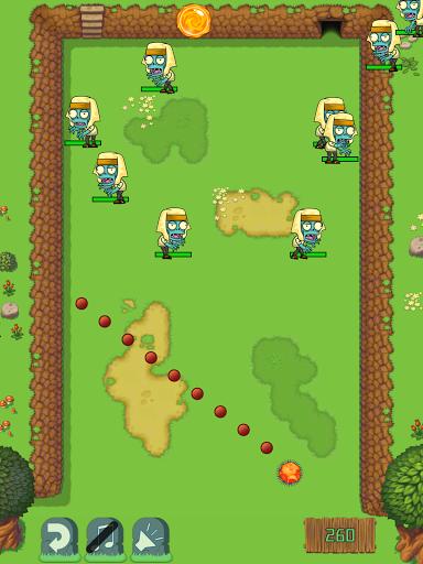 Ballz vs Zombies, zap a zombie  screenshots 14
