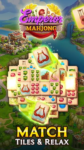 Emperor of Mahjong: Match tiles & restore a city 1.7.700 screenshots 1