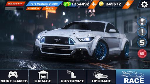 Mustang GT 350r: Extreme City Stunts Drive & Drift  Screenshots 3