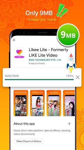 Likee Lite - Let You Shine 2.8.12 Screenshots 1