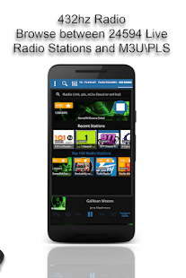 432 Player Pro - Lossless 432hz Audio Music Player Screenshot