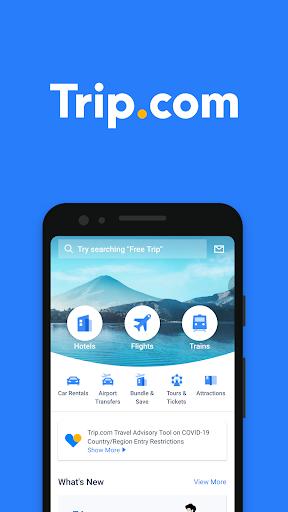 Trip.com: Flights, Hotels, Train & Travel Deals 7.20.0 screenshots 1