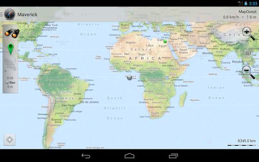 Maverick: GPS Navigation 2.8 screenshots 9