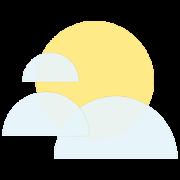 Fancy theme for Chronus Weather Icons  Icon