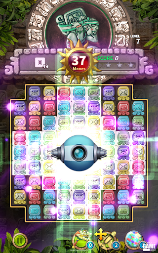 Glyph of Maya - Match 3 Puzzle 1.0.28 screenshots 11