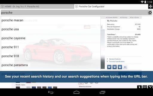Photon Flash Player & Browser 5.9 screenshots {n} 5