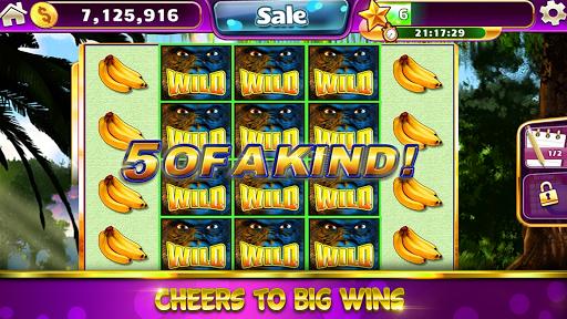 Jackpot Party Casino Games: Spin FREE Casino Slots 5017.01 screenshots 4