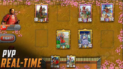 Heroes Empire: TCG - Card Adventure Game. Free CCG  screenshots 7