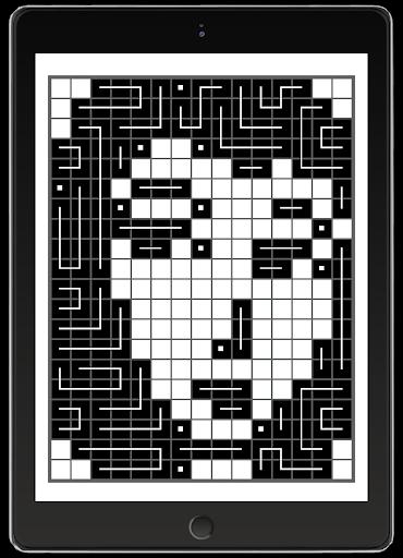 FCross Link-A-Pix puzzles 257 screenshots 22