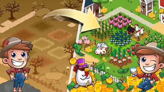 Idle Farming Empire 1.42.0 Apk + Mod 1