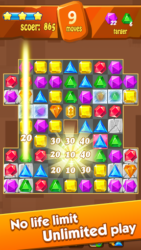 Jewels Classic - Jewel Crush Legend  Screenshots 13
