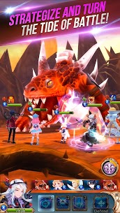 Knights Chronicle Mod 4.10.0 Apk [God Mod] 2