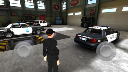 Police Car Drift Simulator 2.0 screenshots 3