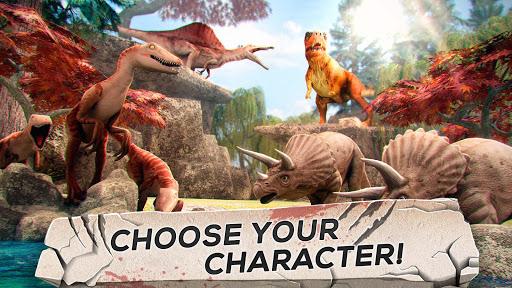 Jurassic Dinosaur Simulator 3D  screenshots 6
