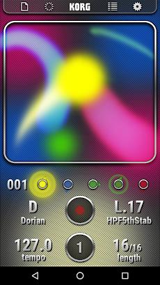 KORG Kaossilator for Androidのおすすめ画像2
