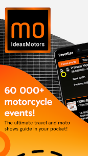 IdeasMotors – Motorcycle events & trip planning 7.0.18 Android Mod APK 1
