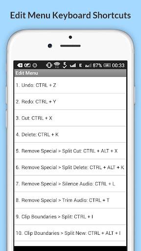 Free Audacity Shortcuts 6.6.6.2 Screenshots 19