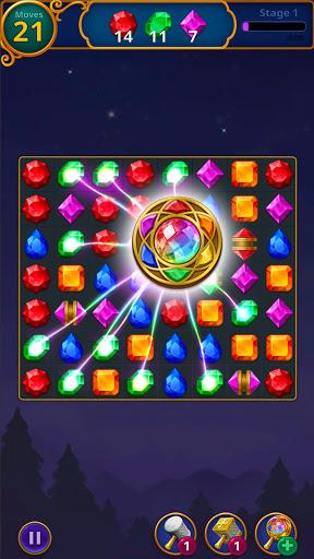 Jewels Magic: Mystery Match3 21.0304.00 screenshots 1