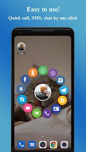Contacts Widget 5.6.3 (Unlocked)