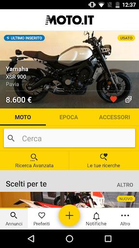 MOTO.IT - Used motorcycles 0.9.52 screenshots 1