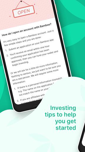 Bamboo: Invest. Trade. Earn. apktram screenshots 5