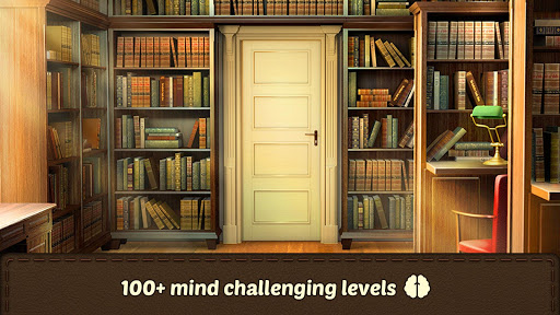 100 Doors Games 2020: Escape from School 3.6.7 screenshots 7