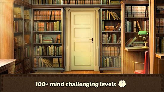 100 Doors Games 2021: Escape from School 3.7.8 Screenshots 12