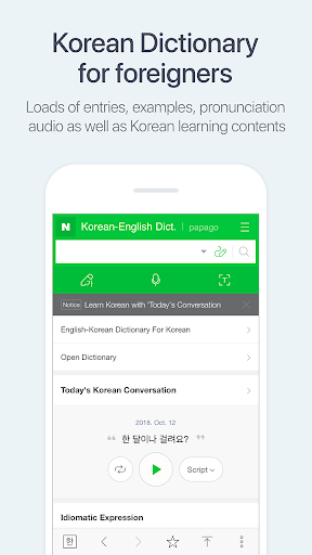NAVER Korean Dictionary  screenshots 2