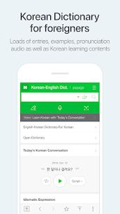 NAVER Korean Dictionary 2