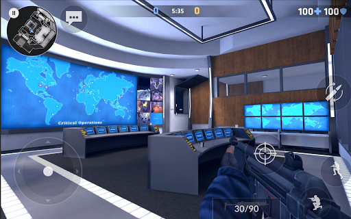 Critical Ops: Online Multiplayer FPS Shooting Game 1.22.0.f1268 screenshots 13