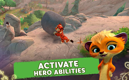 Leo and Tig: Forest Adventures  screenshots 3