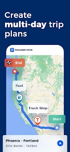 Trucker Path: Truck GPS Truck Stops Weigh Stations 6