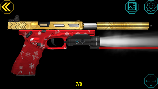 Gun Builder Custom Guns - Shooting Range Game 1.2.9 screenshots 5