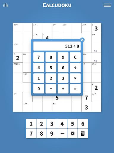 Calcudoku u00b7 Math Logic Puzzles Apkfinish screenshots 5
