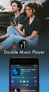 SplitCloud Double Music - Play two songs at once
