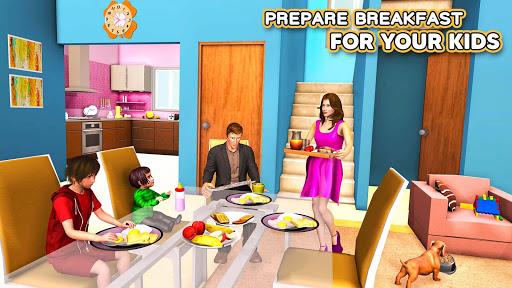 Pregnant Mom Happy Family Home 2.1.2 screenshots 2