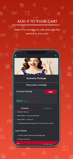 Housejoy-Trusted Home Services 6.0 Screenshots 4