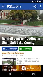 KSL News - Utah breaking news, weather, and sports 2.11.11 screenshots 3