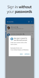 Microsoft Authenticator 1