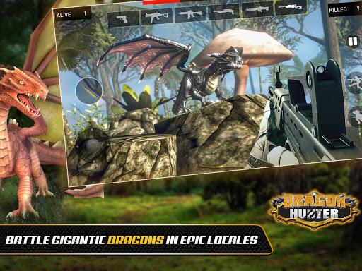 Flying Dragon Hunter : Dragon Shooting Games 1.1.3 screenshots 9