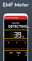 New EMF Detector: EMF Meter - EMF Radiation Finder
