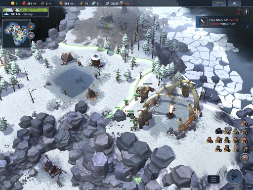 Northgard  screenshots 21