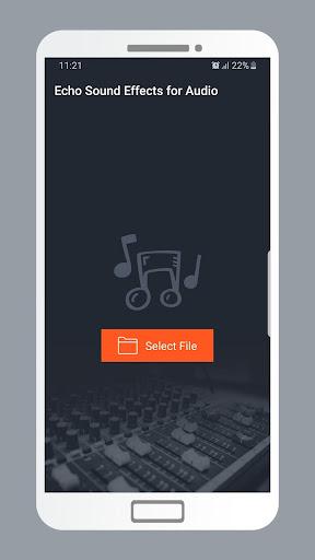 Echo Sound Effects for Audio  Screenshots 1