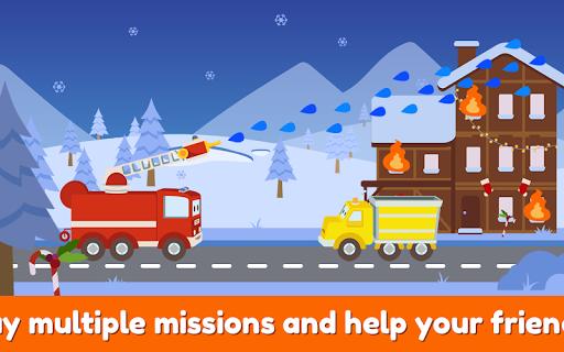 Car City Heroes: Rescue Trucks Preschool Adventure android2mod screenshots 12
